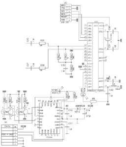 Цифровая часть электрокардиографа