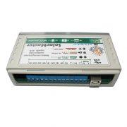 Контроллер заряда АКБ - телеметрия