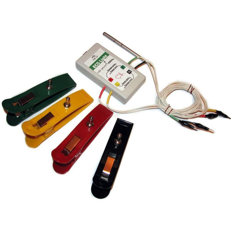 USB кардиограф
